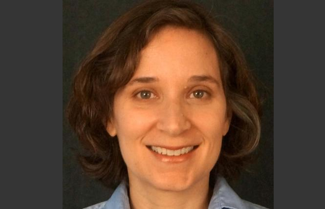 Annesa Flentje, Ph.D., is associate director of the PRIDE Study. Photo: Courtesy UCSF