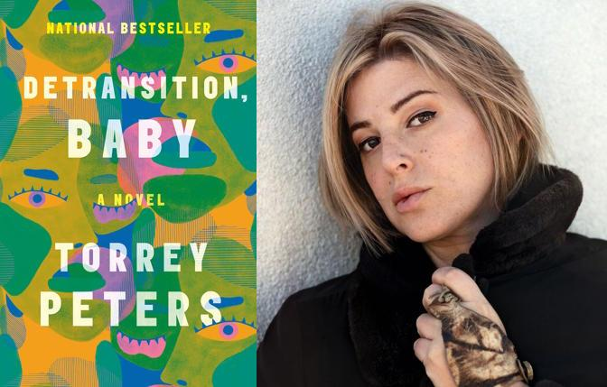 author Torrey Peters