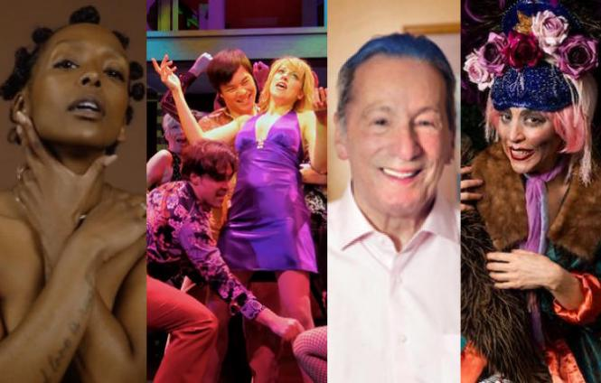 Astu at Oakland Black Pride; 'Tales of the City: The Musical'; Tom Ammiano at SFPL; Tina D'Elia in 'Out of Site: Haight: Ashbury'