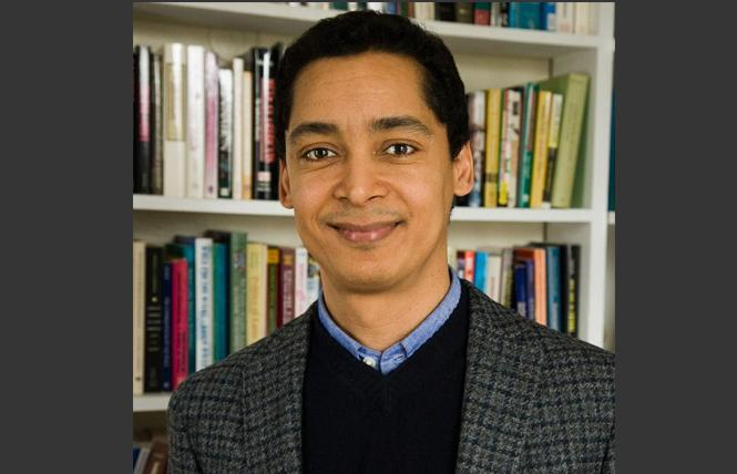 Omar G. Encarnación. Photo: Courtesy Bard College