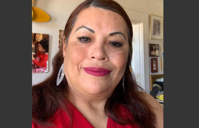 Claudia Cabrera is the new director of Instituto Familiar de la Raza's HIV program, Sí a la Vida. Photo: Courtesy IFR