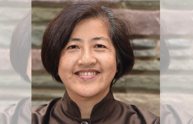 Chantale Wong has been nominated to be U.S. director to the Asian Development Bank. Photo: Amida.com