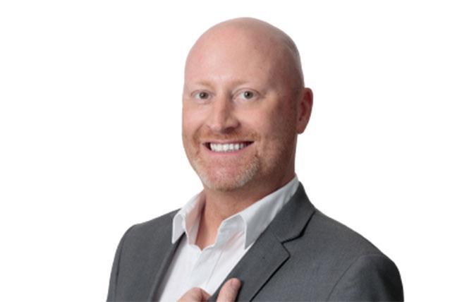 Josh Pringle is the vice president of Better Homes and Gardens Real Estate Desert Lifestyle Properties. Photo: Courtesy Josh Pringle