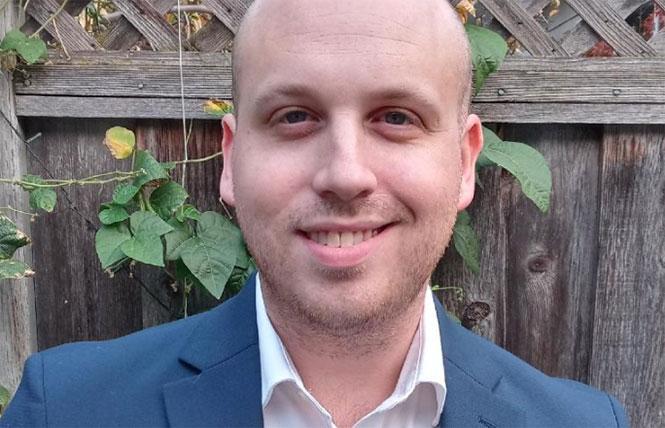 Santa Clara City Councilman Anthony Becker. Photo: Courtesy Anthony Becker