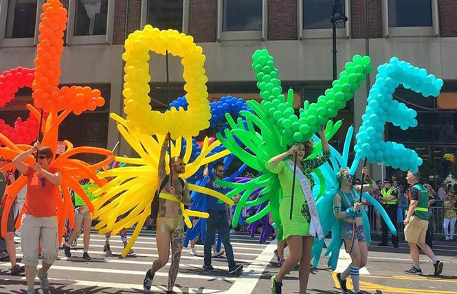 The Boston Pride organization, which put on the 2019 parade, announced July 9 that it was dissolving. Photo: Courtesy Bostoncalendar.com