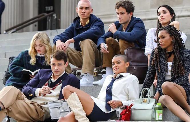 The new 'Gossip Girl' gang