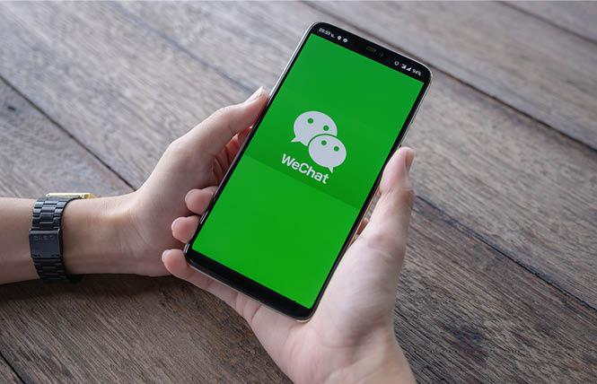 WeChat suddenly shut down LGBTQ accounts in China in an action that many see as a crackdown by the government. Photo: Courtesy AdobeStock/Jirapong