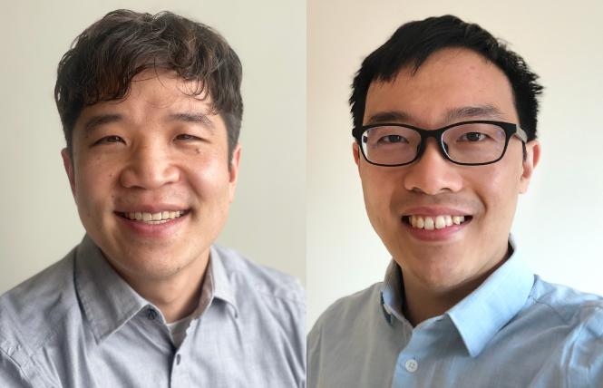 Jeremy Lee, left, and Chasel Lee were selected to be on the task force that will redraw the boundaries of San Francisco's 11 supervisorial districts. Photos: Courtesy Jeremy Lee and Chasel Lee