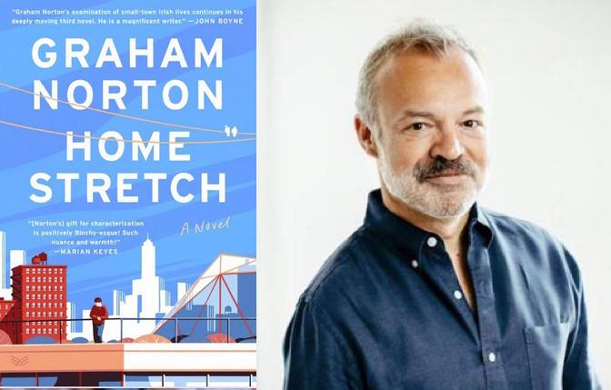 author Graham Norton