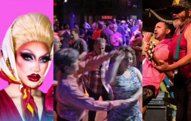 Port Bar's Drag Brunch; Sundance Saloon returns; Middle-Aged Queers at The Ivy Room