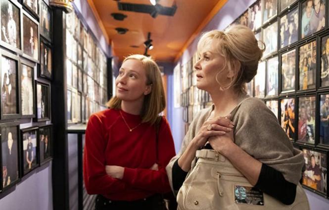 Hannah Einbinder and Jean Smart in 'Hacks'