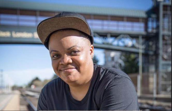 San Francisco Pride board President Carolyn Wysinger Photo: Courtesy Carolyn Wysinger