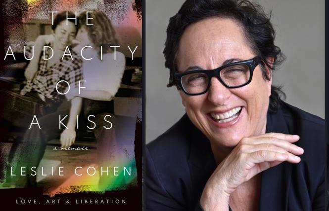 author Leslie Cohen