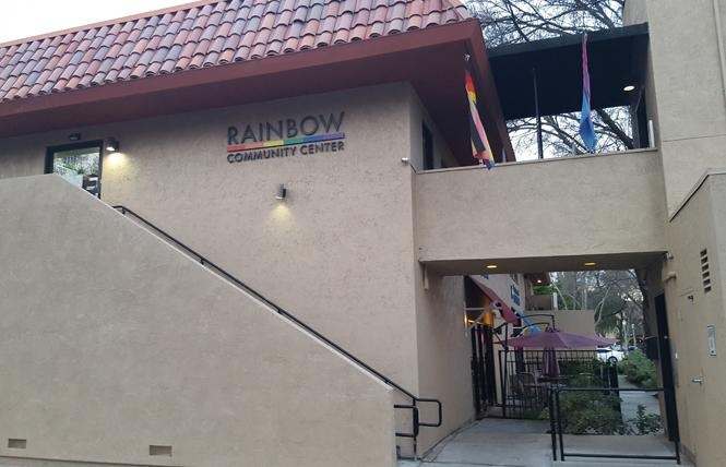 The Rainbow Community Center in Concord is one of several in the region that remains closed to in-person events, opting to offer online services during the COVID-19 pandemic. Photo: Cynthia Laird