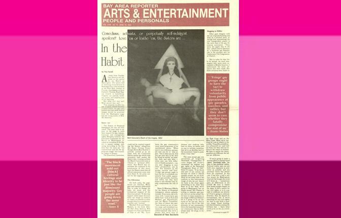 50 years in 50 weeks: The Sisters' hood in 1993