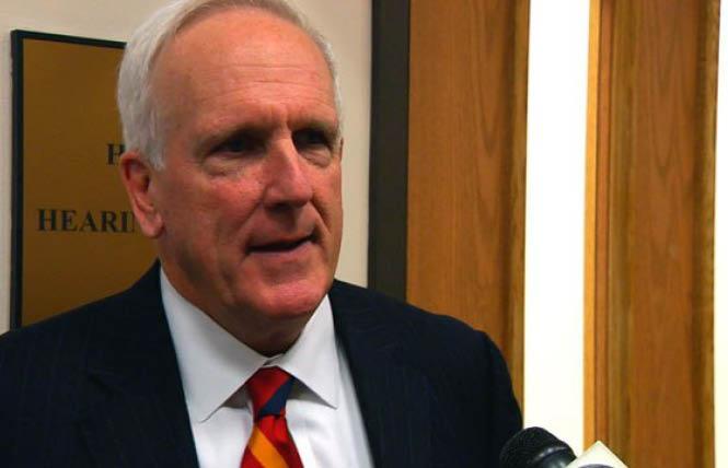 Tennessee Attorney General Herbert Slatery. Photo: Courtesy WJHL