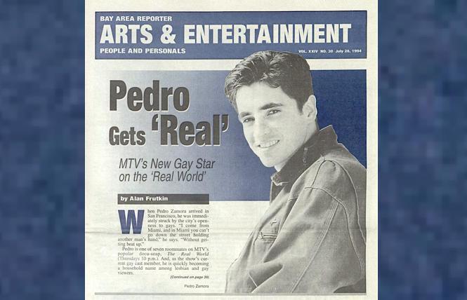 50 years in 50 weeks: 1994, Pedro got real