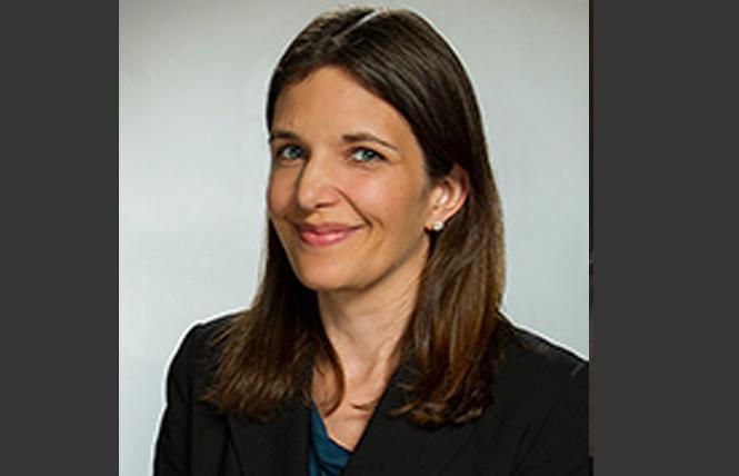 Lindsey Dawson of the J. Henry Kaiser Family Foundation. Photo: Courtesy KFF