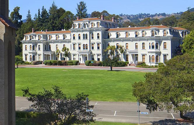 Mills College will merge with Northeastern University next July. Photo: Courtesy Mills College