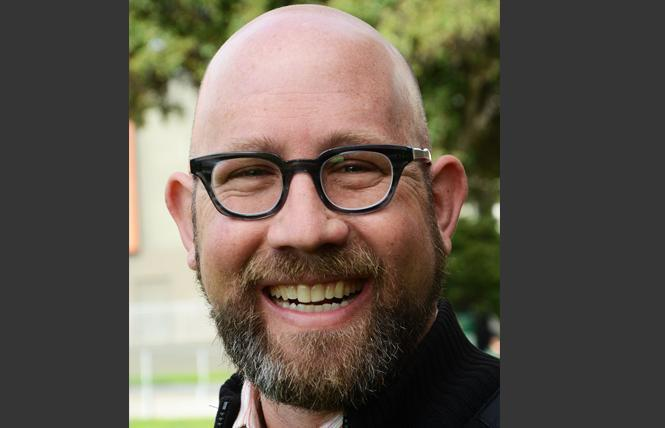 Supervisor Rafael Mandelman and his colleagues on the board's rules committee advanced a code update that will allow for tracking how many LGBTQ people are employed by, and are applying for, city and county jobs. Photo: Rick Gerharter