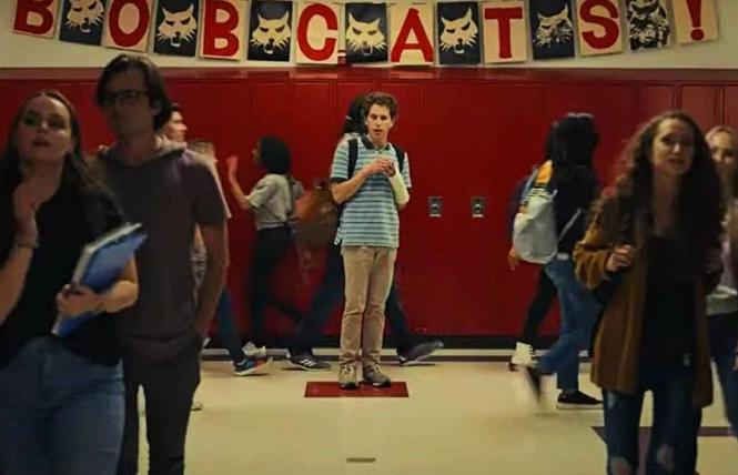 Ben Platt in 'Dear Evan Hansen'