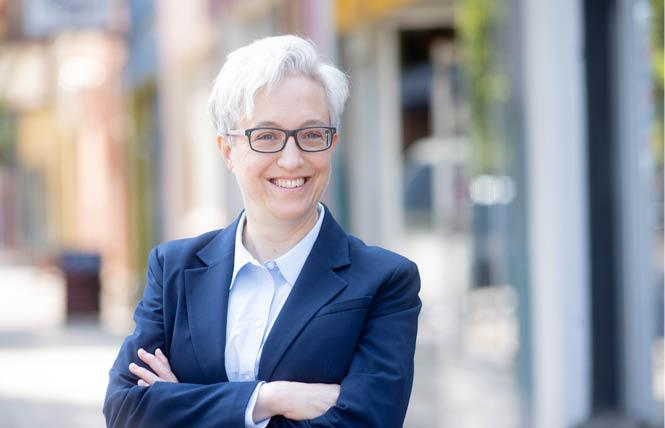 Tina Kotek, Oregon speaker of the House, announced that she is running for governor next year. Photo: Tina Kotek campaign