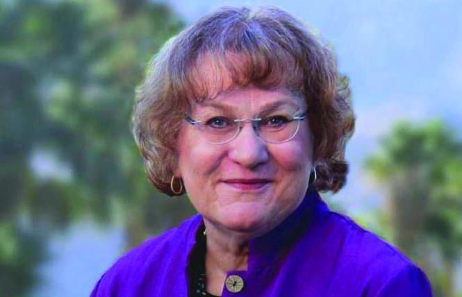 Palm Springs City Councilwoman Lisa Middleton