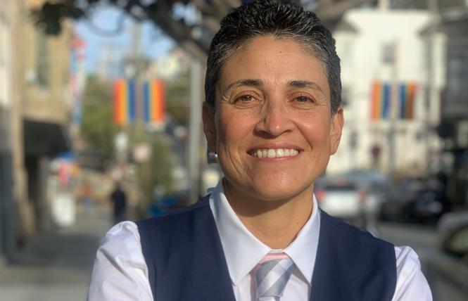 New LYRIC Executive Director Laura Lala-Chávez. Photo: Cheryl Lala-Chávez