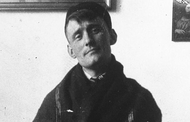 Willem Arondeus on the island of Urk. Photo: United States Holocaust Memorial Museum, courtesy Toni Boumans