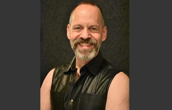 Bob Goldfarb is the inaugural executive director of the Leather & LGBTQ Cultural District. Photo: Courtesy Bob Goldfarb