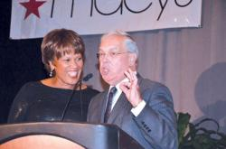 Victory Programs honors Mayor Menino