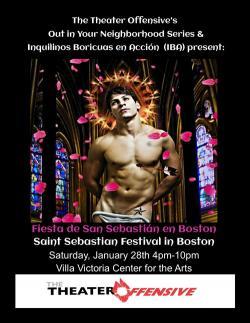 Celebrating Saint Sebastian