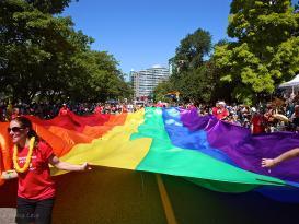 38th Annual Vancouver Pride Parade