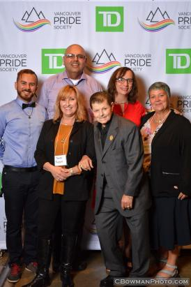Meet the 2016 Vancouver Pride Parade Grand Marshals!