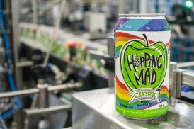 Hopping Mad Cider releases PRIDE can
