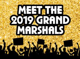 2019 Pride Parade Grand Marshals