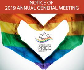 2019 AGM Notice