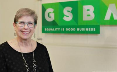 After 28 Amazing Years, President & CEO Louise Chernin is Retiring