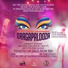DRAGAPALOOZA is Coming