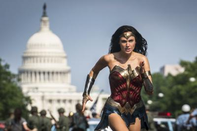 Messy Wonder Woman sequel lassos hope