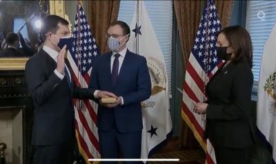 Buttigieg confirmation to Biden's Cabinet makes LGBTQ history