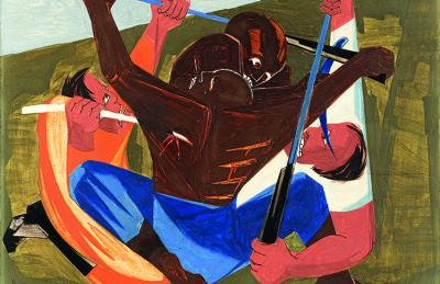 Seattle Art Museum presents Jacob Lawrence: The American Struggle