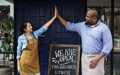 State partners with BECU Foundation to expand funding and resources to historically underserved and hard-to-reach small businesses