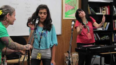 Rain City Rock Camp changes program name to include all genders