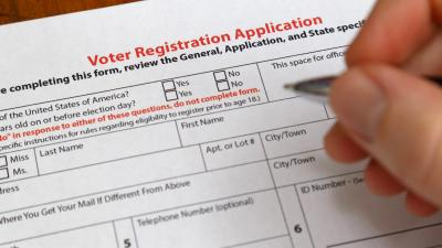 Registering the new voter: Why there's more to it