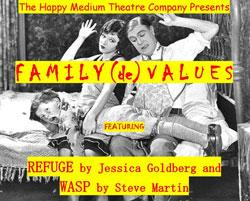 Family (de)Values continues through Aug. 8 at The Factory Theater, located at 791 Tremont Street in Boston