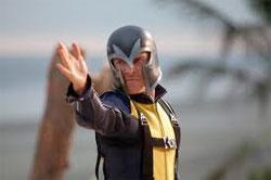 """Michael Fassbender in """"X-Men: First Class"""""""