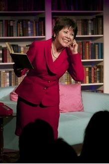 Joyce DeWitt in the title role