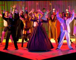 'The Balcony' continues through Nov. 20 at the Boston Conservatory Theater