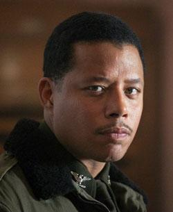 "Terrence Howard in ""Red Tails"""